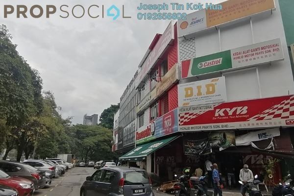 For Rent Shop at Taman OUG, Old Klang Road Freehold Unfurnished 0R/0B 3.5k
