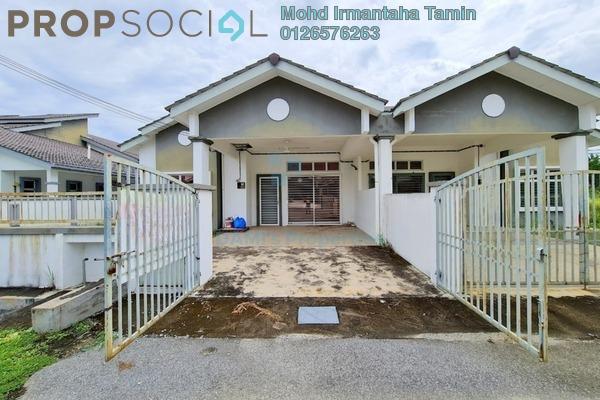 Semi-Detached For Sale in Taman Jenderam Murni, Dengkil Leasehold semi_furnished 4R/3B 530k