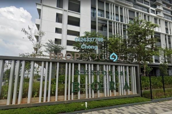 Condominium For Sale in Bora Residences, Danga Bay Freehold Unfurnished 2R/2B 384k