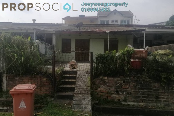 Terrace For Sale in Section 8, Petaling Jaya Freehold Unfurnished 2R/1B 380k
