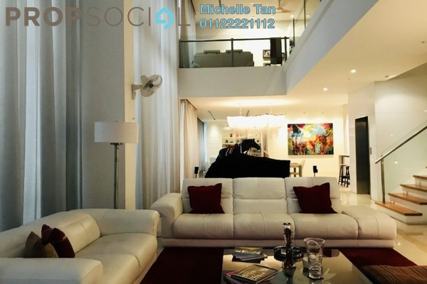 For Rent Condominium at Suria Stonor, KLCC Freehold Fully Furnished 6R/5B 30k