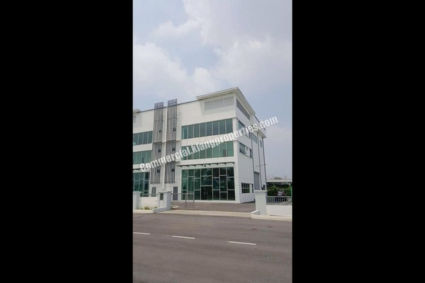 For Rent Factory at Bukit Kemuning Industrial Park, Kota Kemuning Freehold Unfurnished 0R/0B 12k