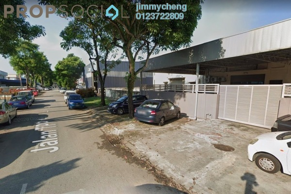 For Rent Factory at Taman Perindustrian Puchong, Puchong Freehold Unfurnished 0R/0B 14k