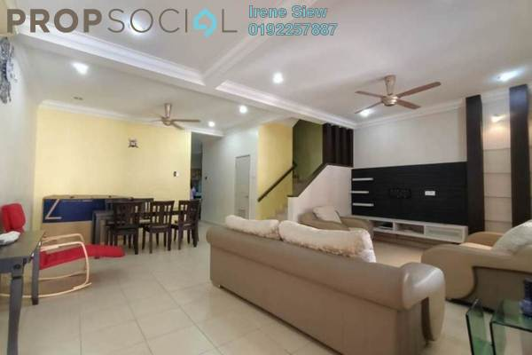 Terrace For Sale in Garden City Homes, Seremban 2 Freehold Semi Furnished 4R/3B 470k