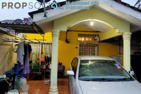 Terrace For Sale in Arte +, Jalan Ampang Freehold Semi Furnished 3R/2B 430k