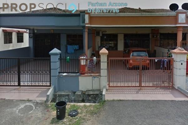 Terrace For Sale in Taman Desa Puteri, Bahau Freehold Unfurnished 3R/2B 210k