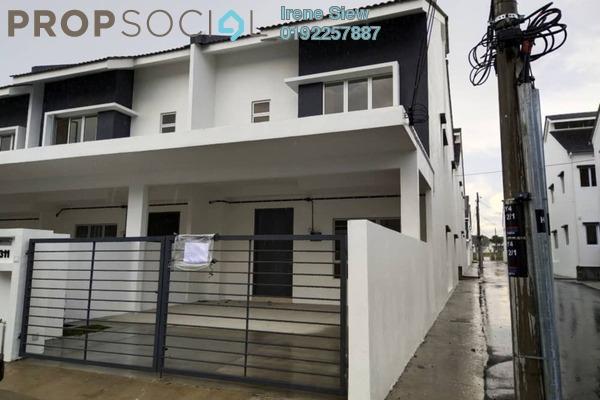 Terrace For Sale in Pastura @ Iringan Bayu, Mambau Freehold Unfurnished 4R/3B 475k