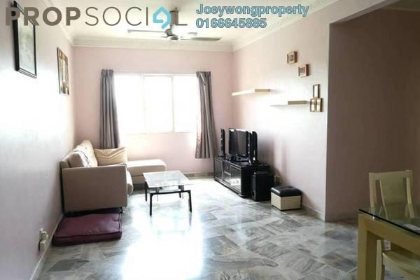 Apartment For Sale in Sri Penaga Apartment, Pusat Bandar Puchong Freehold Semi Furnished 3R/2B 290k