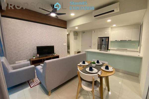 Condominium For Rent in The Ridge @ KL East, Melawati Freehold Fully Furnished 2R/2B 2.6k