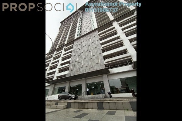 Shop For Sale in Commerce One, Old Klang Road Freehold Unfurnished 0R/0B 300k