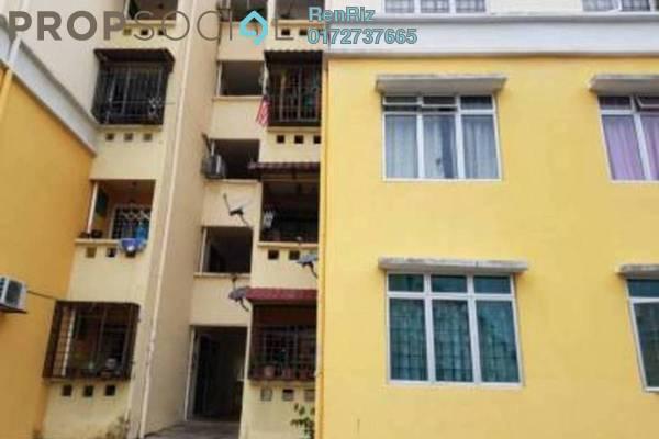 For Rent Apartment at Sri Baiduri Apartment, Ukay Freehold Semi Furnished 4R/2B 800translationmissing:en.pricing.unit