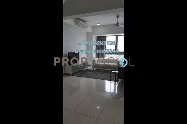 For Rent Condominium at The Breezeway, Desa ParkCity Freehold Fully Furnished 2R/2B 4.3k