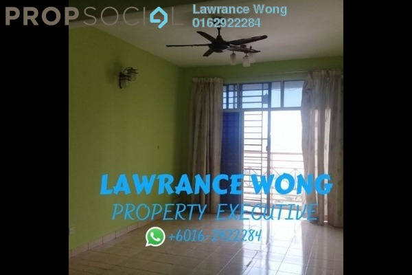 For Rent Condominium at Taman LTAT, Bukit Jalil Freehold Semi Furnished 3R/2B 1.1k