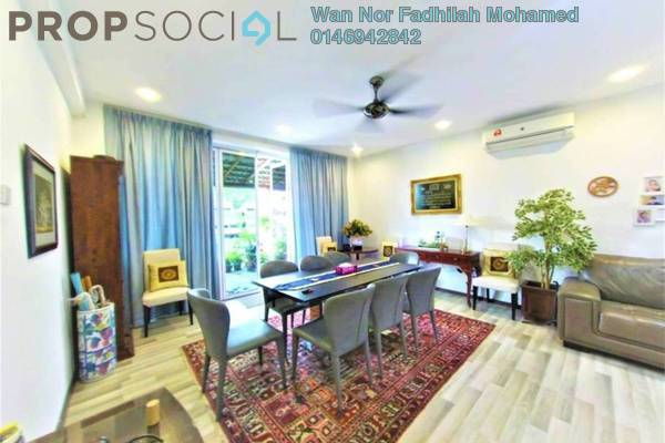 Bungalow For Sale in Section 3, Shah Alam Freehold Semi Furnished 7R/4B 2.8m
