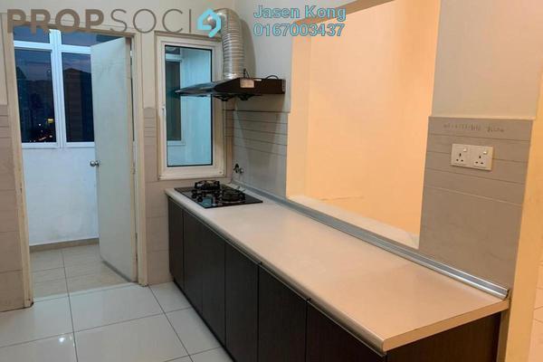 Condominium For Rent in 1Sentul, Sentul Freehold Semi Furnished 3R/2B 1.4k