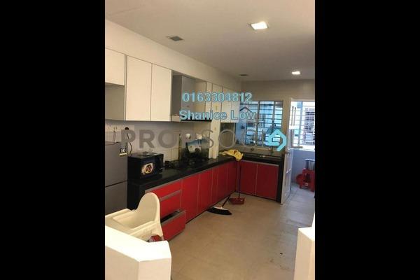 Condominium For Rent in Sierra Residency, Bandar Kinrara Freehold Semi Furnished 3R/2B 1.3k