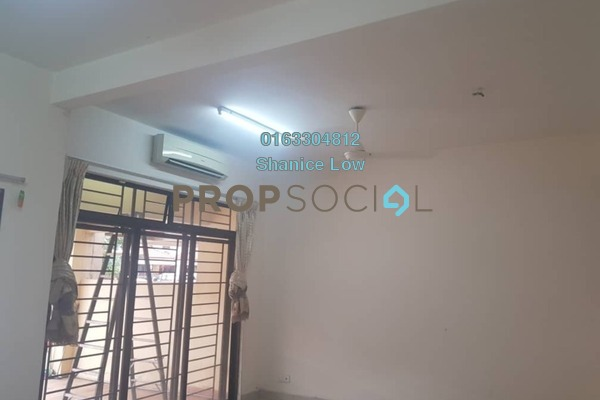 Terrace For Rent in Lakeside Residences, Puchong Freehold Semi Furnished 4R/3B 1.7k