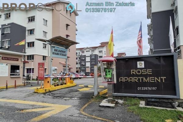 For Rent Apartment at Bandar Saujana Utama, Sungai Buloh Freehold Unfurnished 3R/2B 700translationmissing:en.pricing.unit