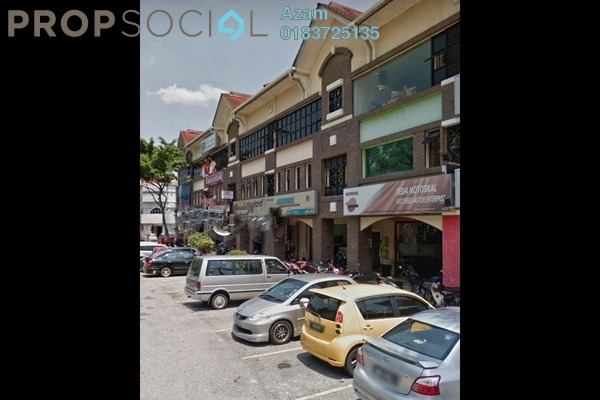 For Rent Shop at Section 8, Kota Damansara Freehold Semi Furnished 0R/2B 4k