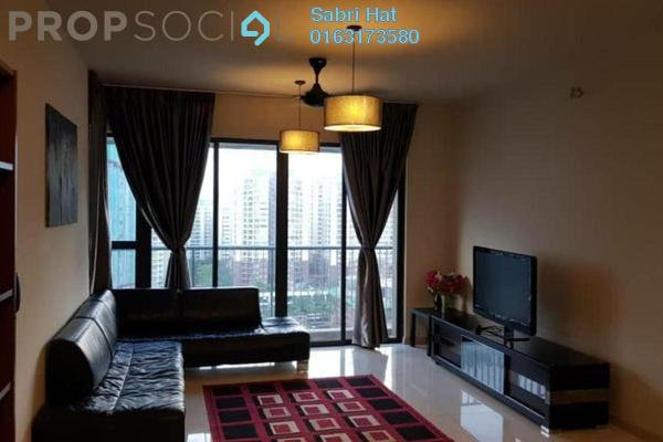 Condominium For Rent in Irama Wangsa, Wangsa Maju Freehold fully_furnished 3R/2B 2.7k