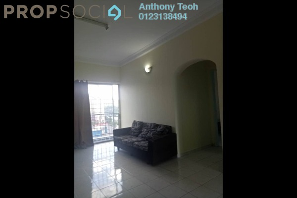 Condominium For Rent in Seri Cendekia Apartment, Cheras Freehold Fully Furnished 3R/2B 1.2k