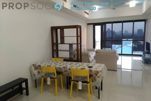For Rent Condominium at M City, Ampang Hilir Freehold Fully Furnished 1R/1B 1.8k