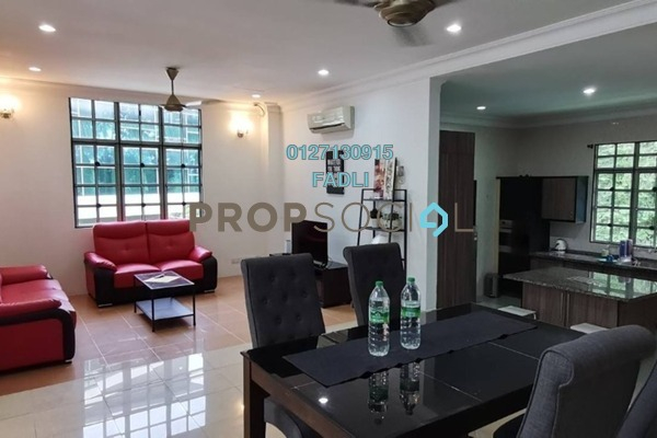 Bungalow For Sale in BRP 6, Bukit Rahman Putra Freehold Fully Furnished 10R/7B 4.5m