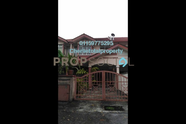 For Rent Terrace at Taman Ukay Bistari, Ukay Freehold Semi Furnished 4R/3B 1.65k