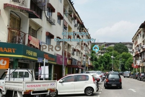 For Rent Apartment at Taman Seri Taming, Cheras Freehold Unfurnished 3R/2B 700translationmissing:en.pricing.unit