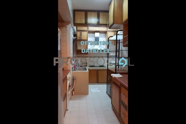 For Rent Condominium at Pelangi Damansara, Bandar Utama Freehold Fully Furnished 3R/2B 1.55k