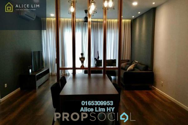 For Sale Condominium at The Latitude, Tanjung Tokong Freehold Fully Furnished 3R/3B 900k