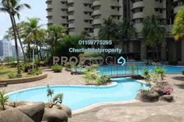 For Rent Condominium at Villa Puteri, Putra Freehold Fully Furnished 2R/2B 1.8k