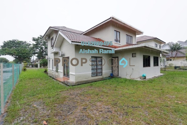 Bungalow For Sale in Forest Heights, Seremban Freehold semi_furnished 5R/3B 800k