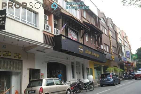 For Rent Office at Wangsa Metroview, Wangsa Maju Freehold Unfurnished 0R/0B 2.5k