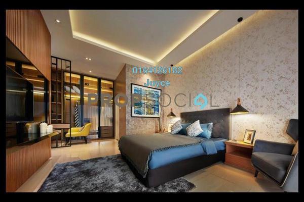 Condominium For Sale in MH Platinum Residency, Setapak Freehold Semi Furnished 3R/2B 360k