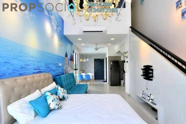 For Rent Duplex at Sawtelle Suites Cyberjaya, Cyberjaya Freehold Fully Furnished 1R/2B 1.2k