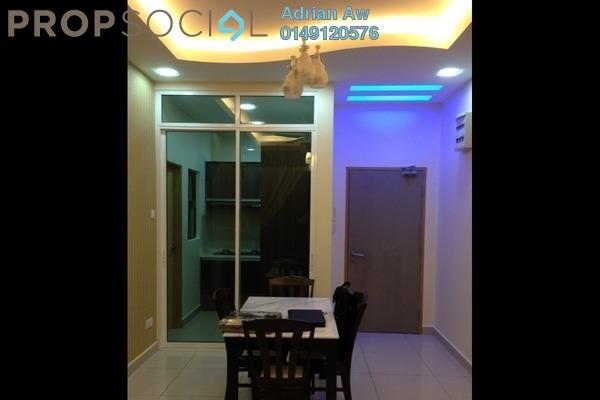 For Rent Condominium at Amaya Maluri, Cheras Freehold Semi Furnished 2R/2B 1.6k