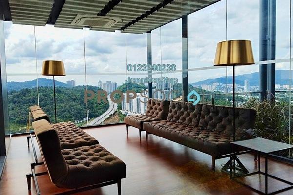 Duplex For Sale in TWY Mont Kiara, Mont Kiara Freehold Fully Furnished 1R/1B 680k