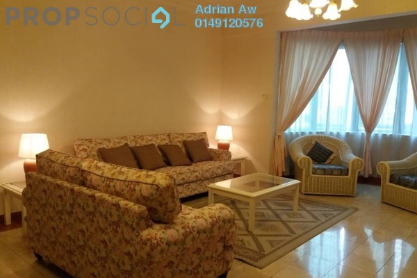 For Rent Condominium at Corinthian, KLCC Freehold Fully Furnished 3R/2B 3.3k