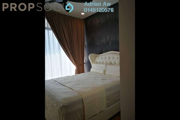 For Rent Condominium at Vipod Suites, KLCC Freehold Fully Furnished 4R/4B 19k