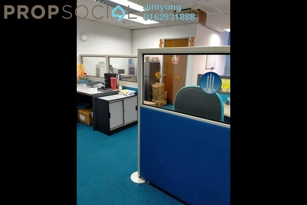 For Rent Office at Leisure Commerce Square, Bandar Sunway Freehold Semi Furnished 1R/1B 1.1k
