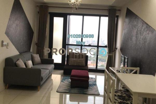Serviced Residence For Rent in M City, Ampang Hilir Freehold Fully Furnished 1R/1B 1.9k