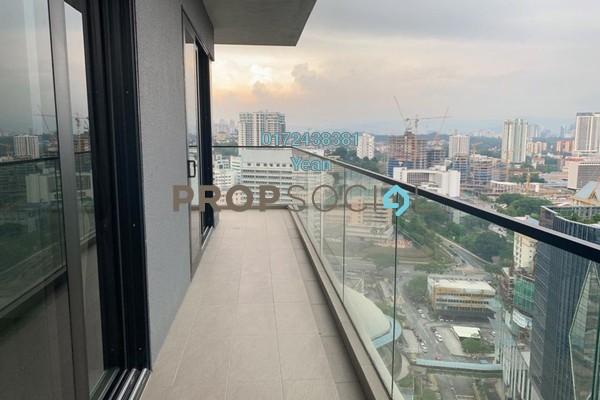 For Rent Condominium at Novum, Bangsar South Freehold Fully Furnished 3R/3B 4.5k