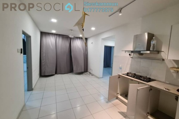 For Rent Serviced Residence at The Zizz, Damansara Damai Freehold Semi Furnished 3R/2B 1.25k