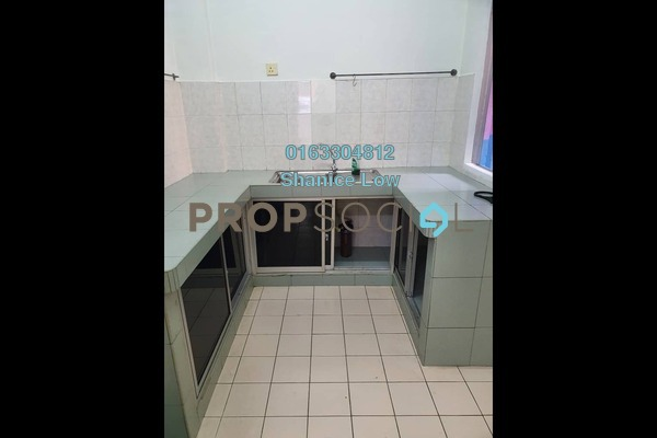 Apartment For Rent in D'Palma Apartment, Pusat Bandar Puchong Freehold Semi Furnished 3R/2B 1.1k
