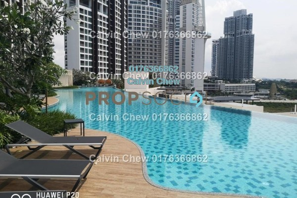 Serviced Residence For Sale in Puteri Cove Residences & Quayside, Iskandar Puteri (Nusajaya) Freehold Unfurnished 1R/1B 405k