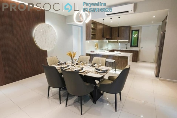 Condominium For Sale in Ampang 971, Ampang Hilir Freehold Fully Furnished 3R/3B 460k