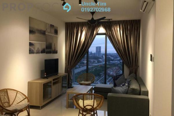For Rent Serviced Residence at United Point Residence, Segambut Freehold Fully Furnished 3R/2B 2.1k