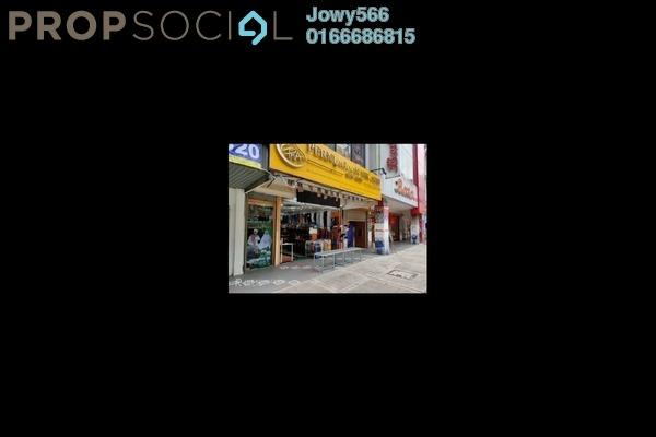 For Rent Shop at Jalan Tuanku Abdul Rahman, Chow Kit Freehold Unfurnished 0R/0B 18k