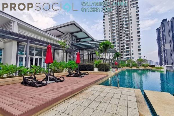 For Sale Condominium at Saville @ The Park, Pantai Freehold Semi Furnished 3R/2B 690k